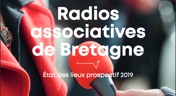 Panorama des radios associatives de Bretagne en 2019
