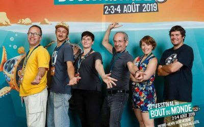 5 Radios associatives au festival du Bout du monde 2019
