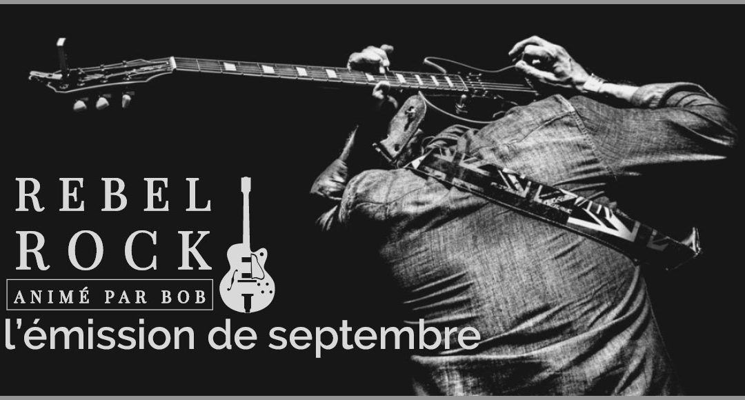 Rebel Rock Septembre